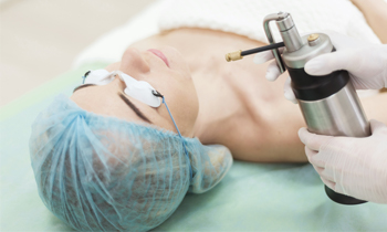 Криомассаж тела